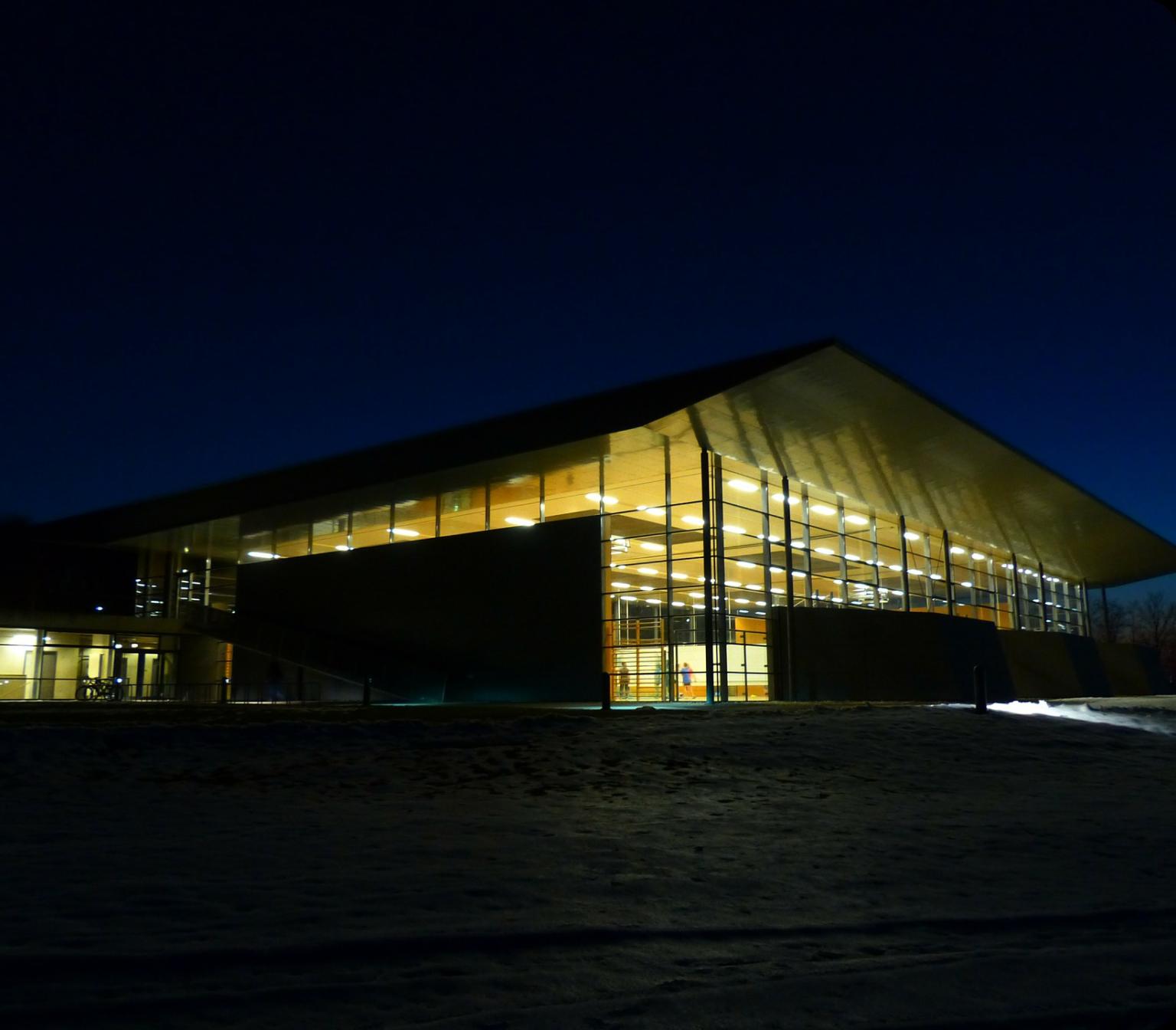 sports hall - Главная