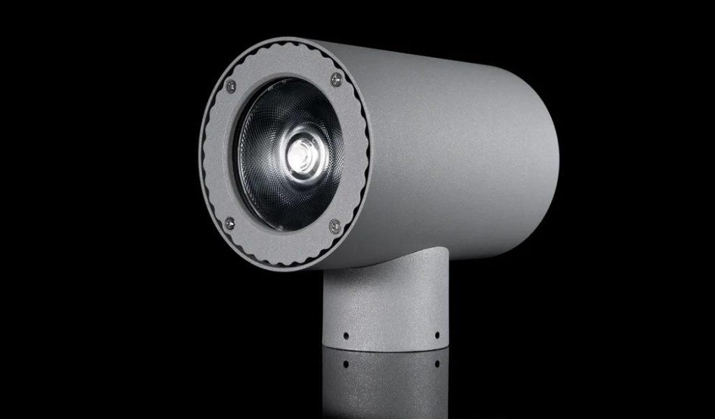 czilindricheskij svetilnik 1 1024x600 - COB LED: что это такое, характеристики и параметры светодиодной лампы