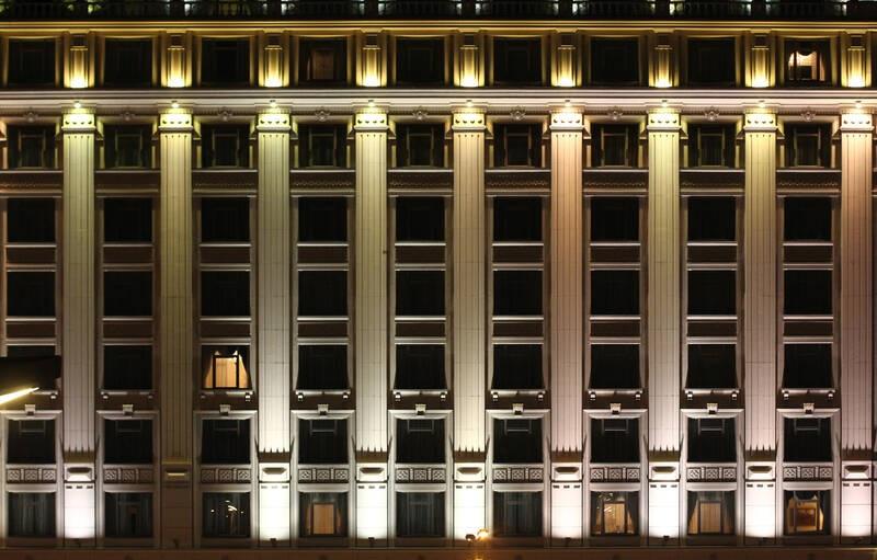 wall constructing textures texture building illumination 49358 - Линейные светильники для архитектурной подсветки