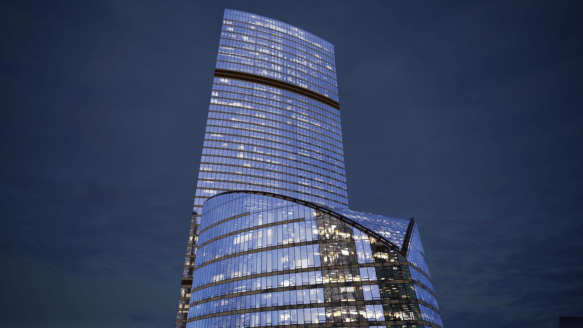Комплекс высотных зданий «Башня Федерация»