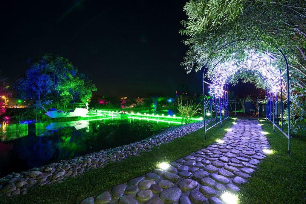 park5.png 1024x681 - Освещение и разновидности уличных светильников для парков и скверов