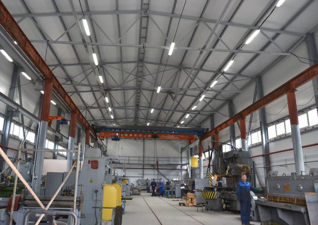 1 1024x725 - Промышленное освещение. Все об освещении цехов и производственных помещений