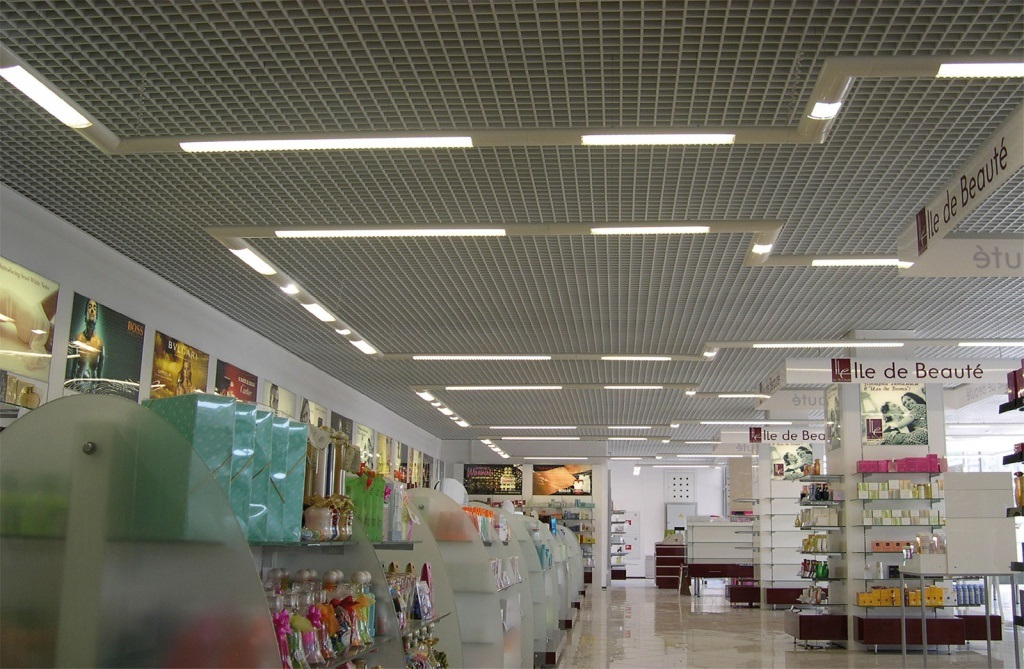 gt3 1 - Промышленное освещение. Все об освещении цехов и производственных помещений