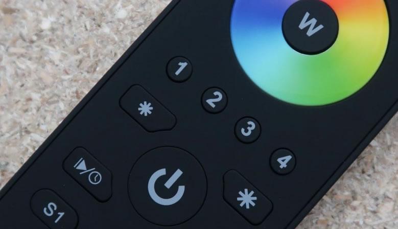 rgb rgbw led remote control - Устройство, виды и подключение RGB-светодиодов