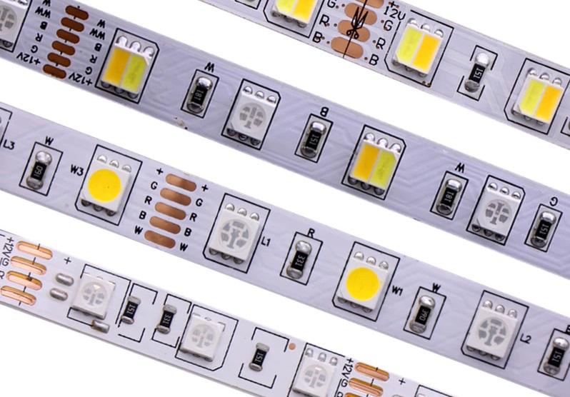rgb2 - Устройство, виды и подключение RGB-светодиодов